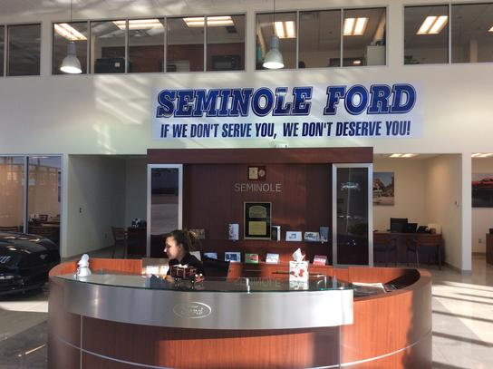 Seminole Ford Mercury