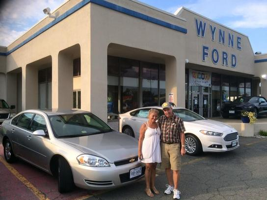 wynne ford hampton va 23666 car dealership and auto financing autotrader. Black Bedroom Furniture Sets. Home Design Ideas