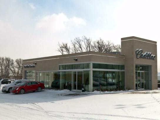 Serra Traverse City Cadillac Subaru Car Dealership In