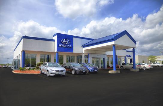 World Hyundai Matteson Il 60443 Car Dealership And
