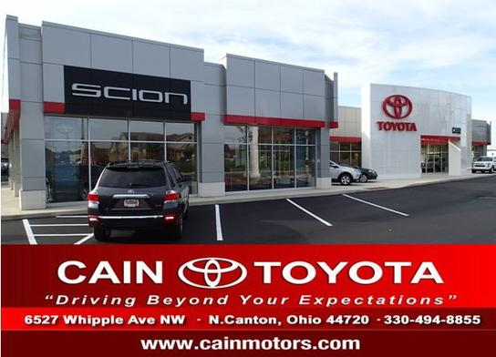 cain toyota north canton oh 44720 7339 car dealership and auto financing autotrader. Black Bedroom Furniture Sets. Home Design Ideas