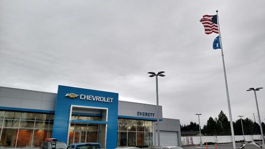 Chevrolet of Everett