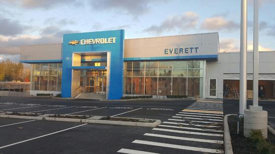 Chevrolet of Everett 1