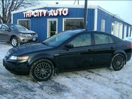 Tri city auto sales llc menasha wi 54952 1101 car for Tri city motor sales