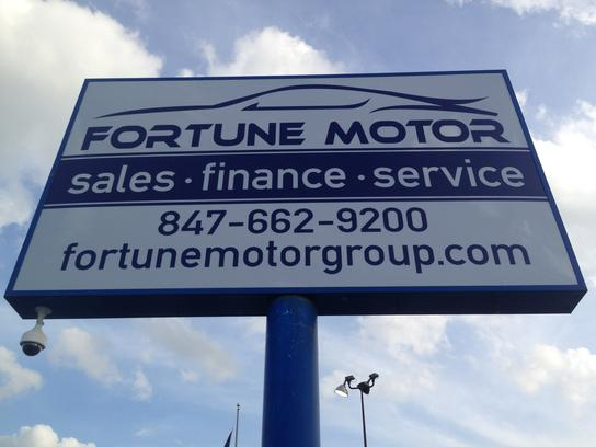 Fortune Motor Group inc