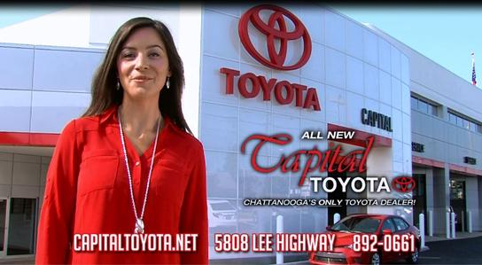 Capital Toyota : Chattanooga, Tn 37421 3544 Car Dealership, And
