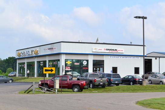 Coughlin Chevrolet Of Chillicothe Chillicothe Oh 45601