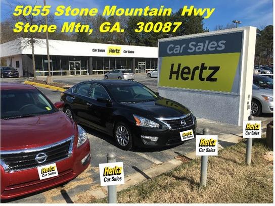 Hertz Car Sales Stone Mountain