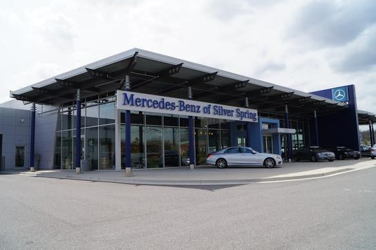 mercedes benz of silver spring car dealership in silver