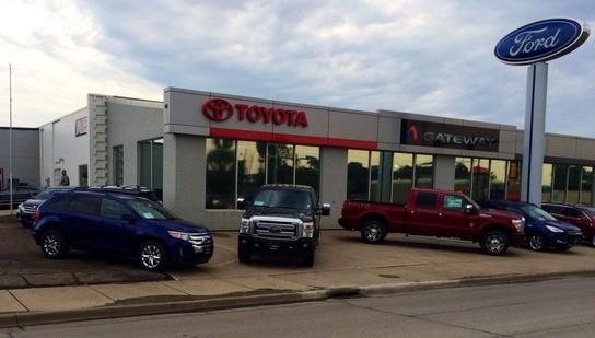 Gateway Ford Lincoln Toyota
