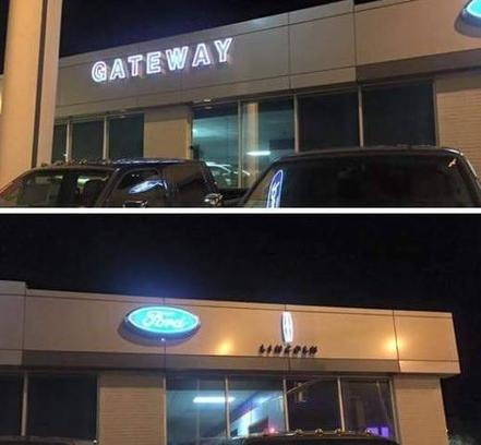 Gateway Ford Lincoln Toyota 2
