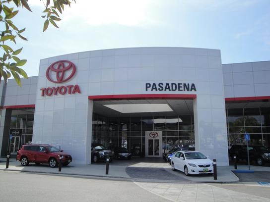 Toyota and Scion Pasadena 3