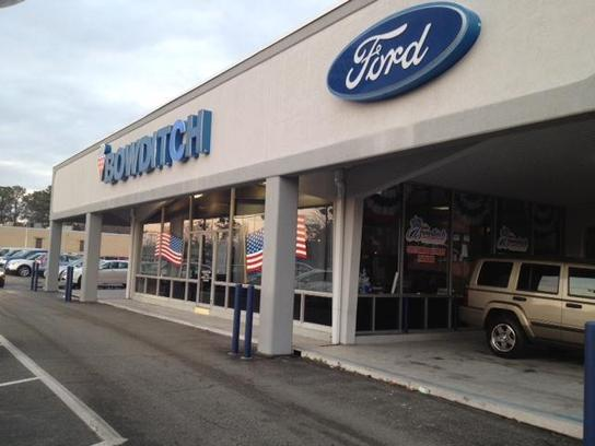 Bowditch ford newport news va 23601 car dealership and for Jefferson ford motor company