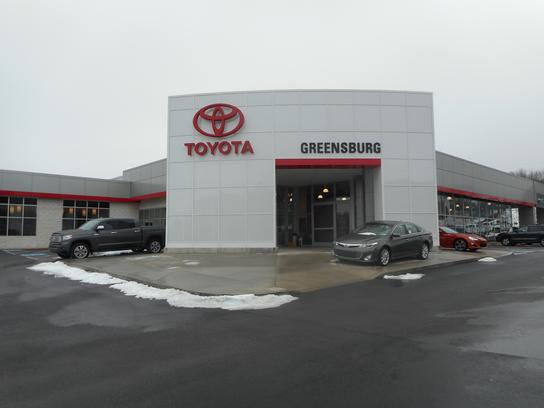 toyota of greensburg greensburg pa 15601 car dealership and auto financing autotrader. Black Bedroom Furniture Sets. Home Design Ideas