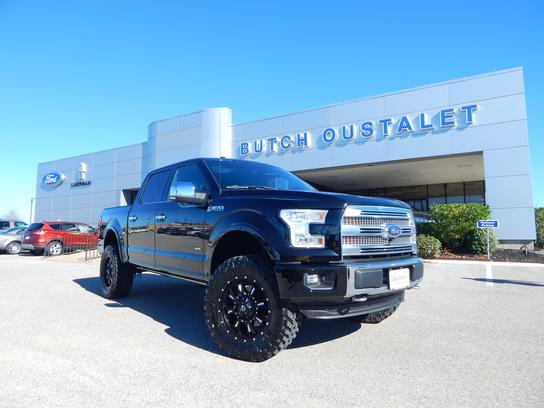 Butch Oustalet Ford Lincoln : GULFPORT, MS 39503-4256 Car ...
