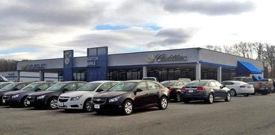 Barton Birks Chevrolet Cadillac Newburgh NY Car - Cadillac dealers ny