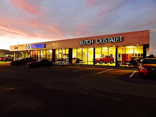 butch oustalet mazda car dealership in gulfport ms 39503 kelley blue book. Black Bedroom Furniture Sets. Home Design Ideas