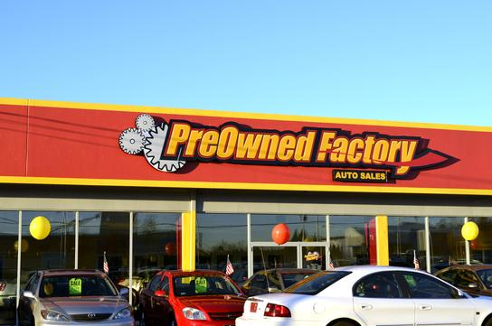 Preowned Factory Auto Sales