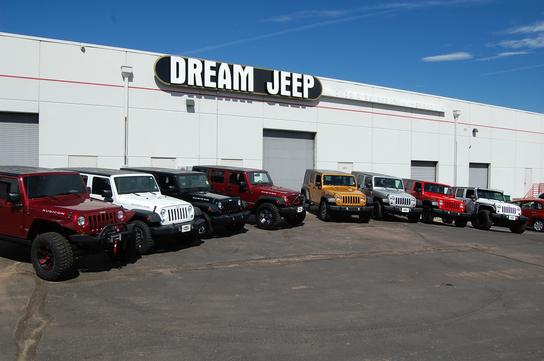Dream 4x4 Car Dealership In Colorado Springs Co 80919