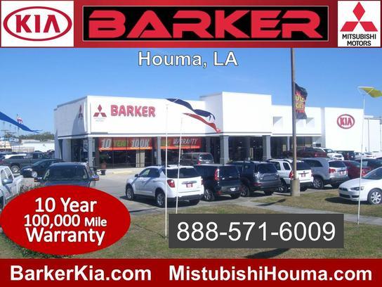 Barker Kia Mitsubishi Houma LA Car Dealership And Auto - Mitsubishi dealer ship