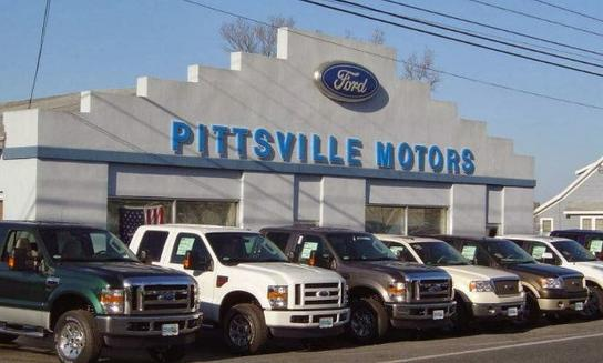 Pittsville Ford 1
