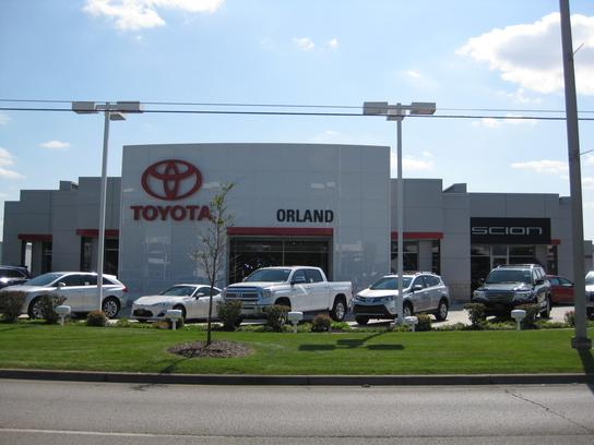 orland toyota tinley park il 60477 car dealership and auto financing autotrader. Black Bedroom Furniture Sets. Home Design Ideas