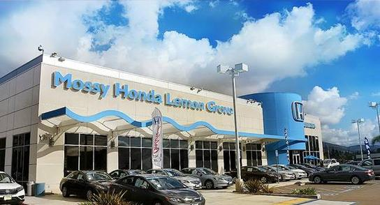 Mossy honda lemon grove ca 91945 car dealership and for Lemon grove honda