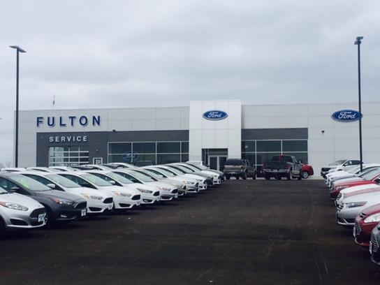 Fulton Ford FULTON MO Car Dealership And Auto Financing - Ford dealerships