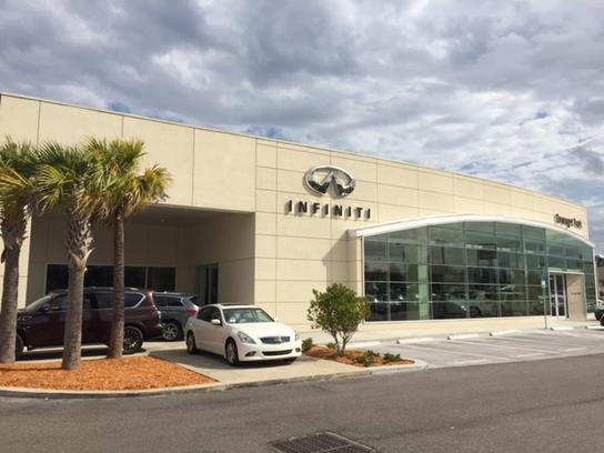 INFINITI Of Orange Park Jacksonville FL Car Dealership - Infiniti dealerships florida