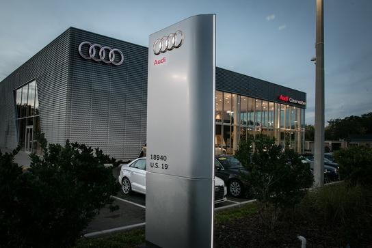 Audi Clearwater Car Dealership In Clearwater Fl 33764