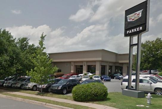 Parker Cadillac : Little Rock, AR 72211 Car Dealership ...