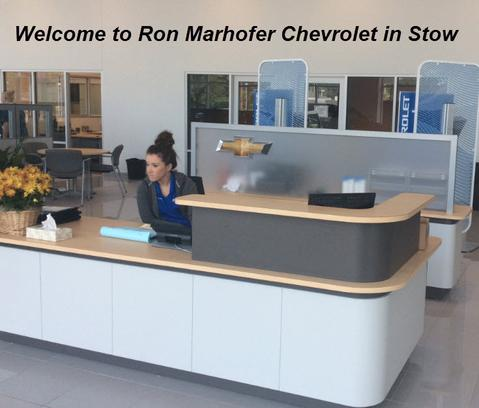Ron Marhofer Chevrolet 1