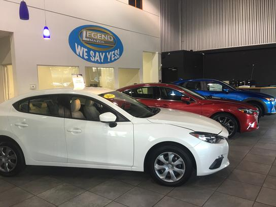 Legend Mazda Kia San Antonio Tx 78233 Car Dealership