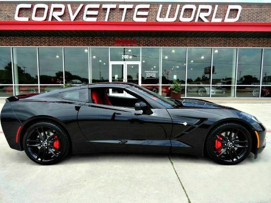 Corvettes Of Dallas >> Corvette World Dallas car dealership in Carrolton, TX