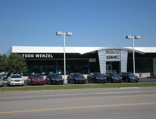 Todd Wenzel Buick GMC of Westland