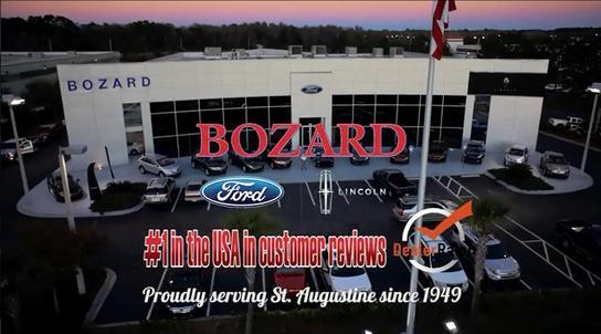 bozard ford saint augustine fl 32084 car dealership and auto financing autotrader. Black Bedroom Furniture Sets. Home Design Ideas