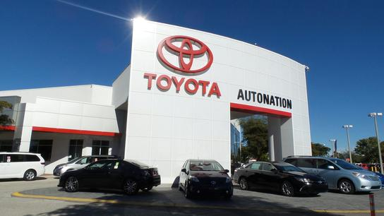 Car Dealerships Fort Myers >> AutoNation Toyota Fort Myers car dealership in Fort Myers, FL 33907 - Kelley Blue Book