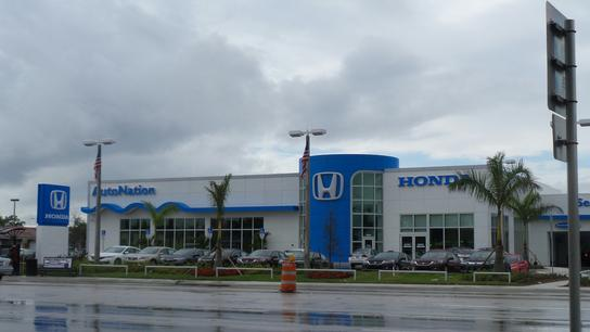 AutoNation Honda Hollywood