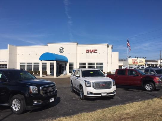 Twins Buick GMC COLUMBUS OH Car Dealership And Auto - Buick columbus ohio