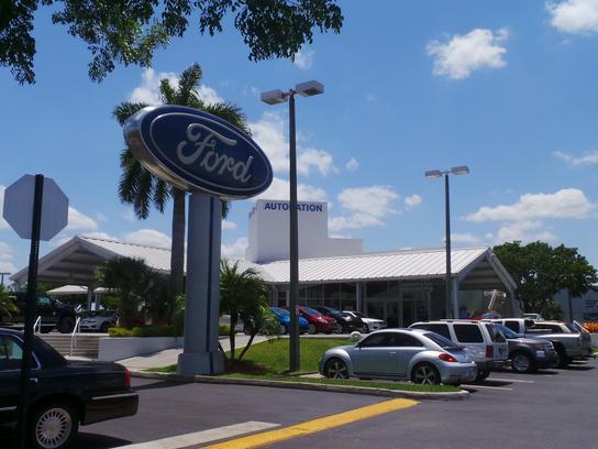 Ford Dealer Miami >> Auto Nation Ford Miami Villa Mirage Resort Scottsdale