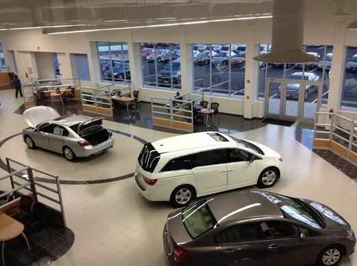 Honda Capitol Heights >> Pohanka Honda Capitol Heights Md 20743 Car Dealership