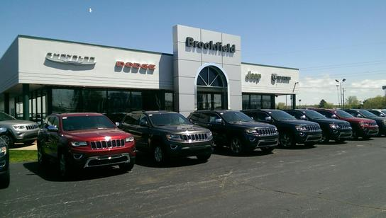 Brookfield Chrysler Dodge Jeep RAM