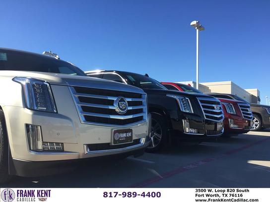 Frank Kent Cadillac Fort Worth TX Car Dealership And - Cadillac dealers texas