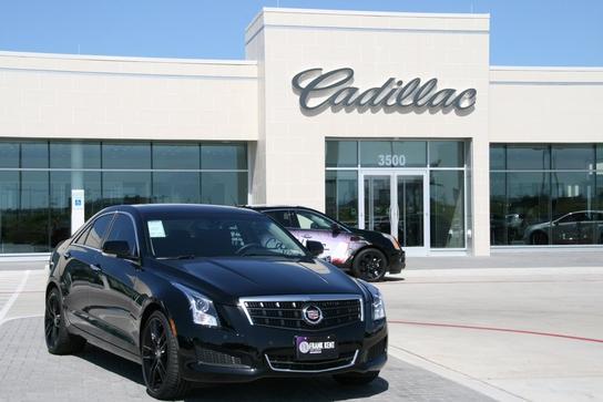 Frank Kent Cadillac Fort Worth TX Car Dealership And - Metroplex cadillac dealers