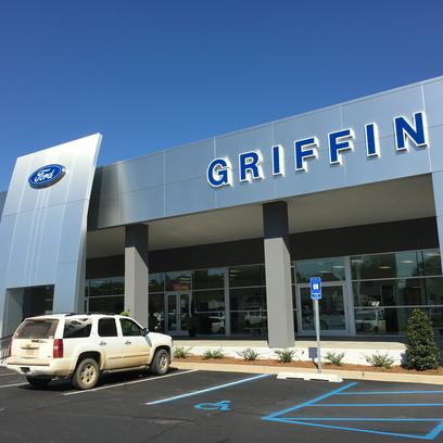griffin ford lincoln tifton ga 31794 4711 car dealership and auto financing autotrader. Black Bedroom Furniture Sets. Home Design Ideas
