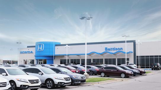 Battison honda oklahoma city ok 73162 car dealership for Honda dealers okc