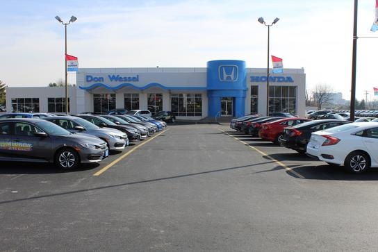 don wessel honda springfield mo 65807 car dealership and auto financing autotrader. Black Bedroom Furniture Sets. Home Design Ideas