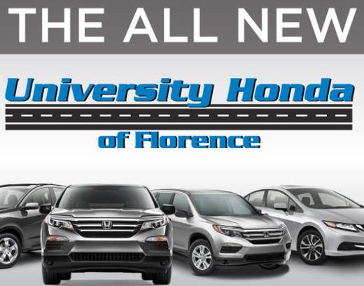 University Honda of Florence : FLORENCE, AL 35630-1536 Car ...