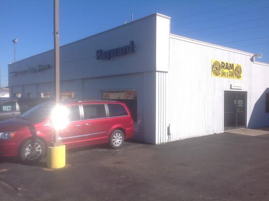 Hayward Chrysler Dodge Jeep Ram Car Dealership Hayward