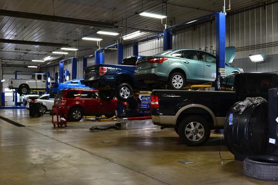 Glockner South Point Ford >> Glockner Ford : South Point, OH 45680 Car Dealership, and ...